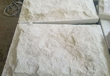 米黄砂岩自然面