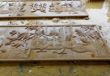 四川砂岩雕刻精雕图