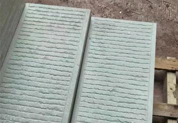 灰白砂岩拉丝面