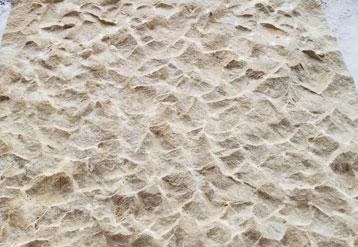 黄砂岩蜂窝面