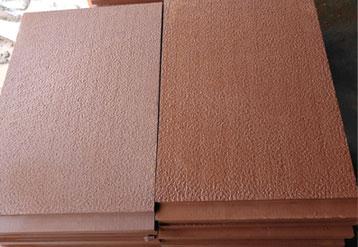 四川精品红砂岩板材