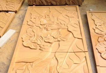 黄金砂岩雕刻图片