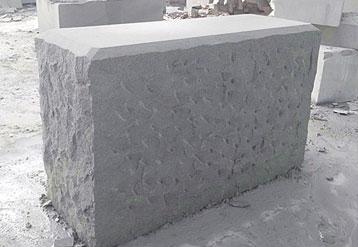 出口台湾青砂岩挡车石