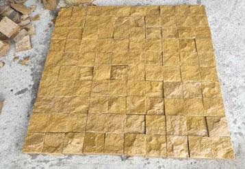 黄金砂岩文化石