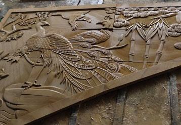 汇兴砂岩雕刻展示